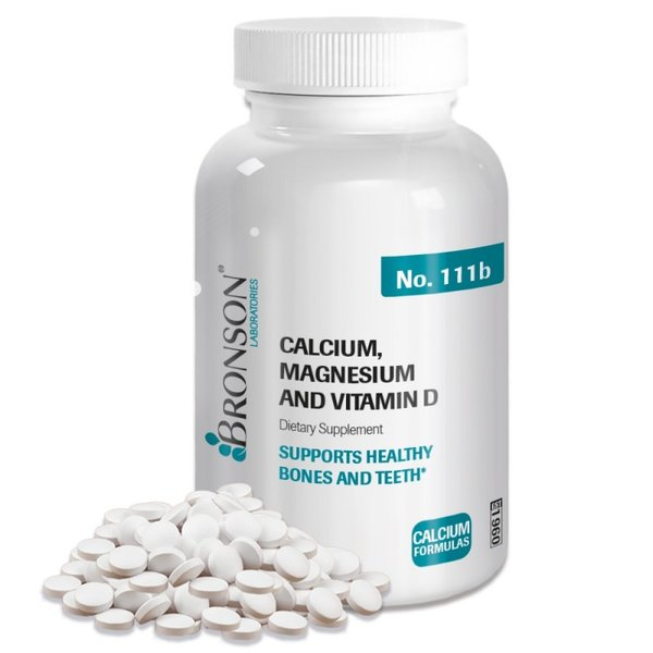 Каций ,Магнезий и витамин Д -250 таблетки